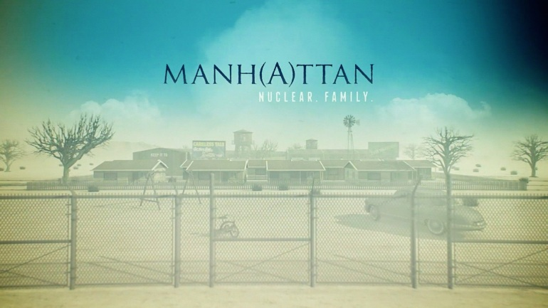 """Manhattan"" series premier Sunday July 27 at 9/8 Central."