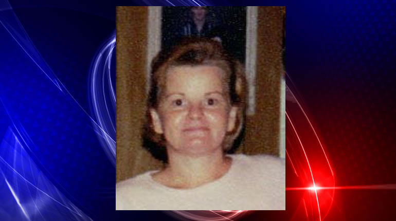 Kathy Dawson has been missing since August 4. (Photo provided by: Colbert County Sheriff's Office)