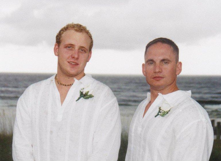 Doug Hutcheson (L) & Brian Callans (R) (Photo: Anthony Cook/AL.com)