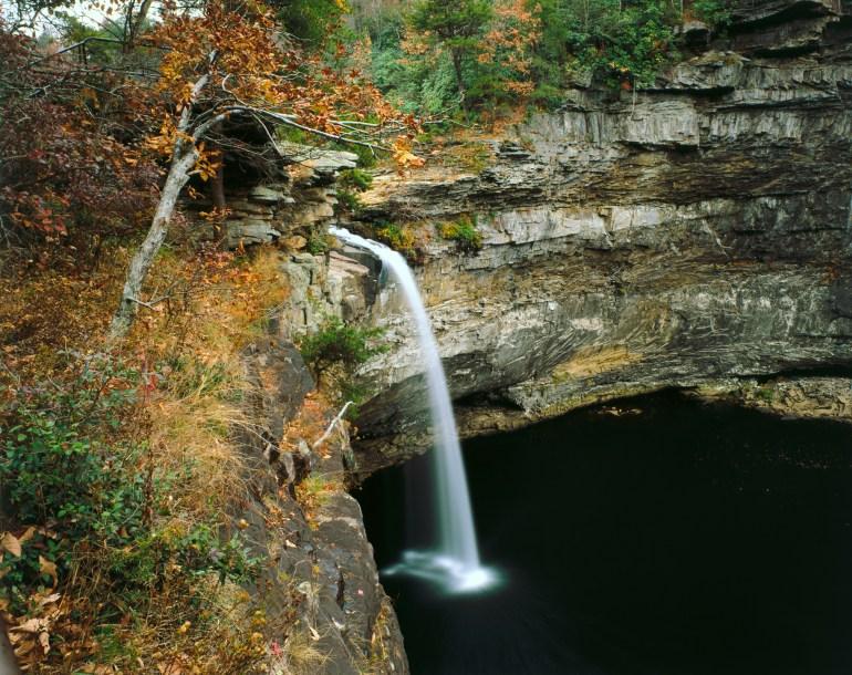 Image: Desoto Falls/Alabama Department of Tourism