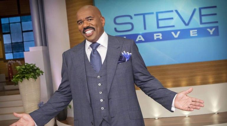 Steve Harvey debuts on WHNT-TV Tuesday, September 9 at 4 p.m.