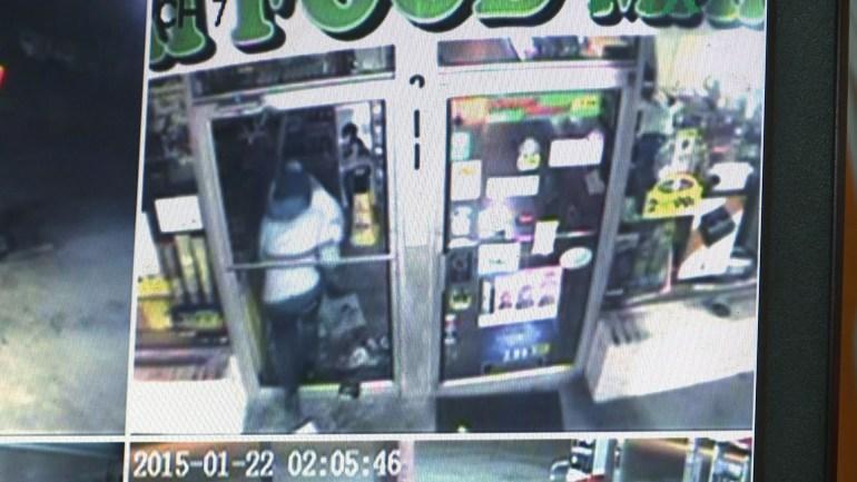 012215 CO Store Burglary 630pm PKG