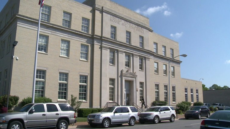 Huntsville federal courthouse