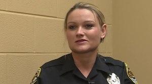 Huntsville Police Officer April Payne