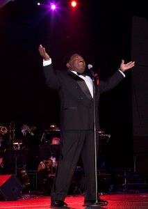 Percy Sledge at the Alabama Music Hall of Fame Concert (Photo: Carol Highsmith/Wikipedia)