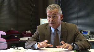 Rob Broussard, Madison County District Attorney