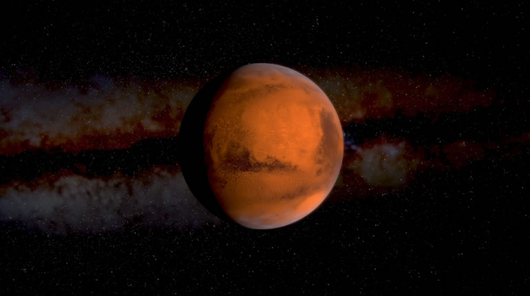 Mars (Photo Credit: JPL/NASA/Caltech)