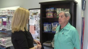 WHNT News 19's Alexandra Carter talks with Madison veterinarian Doug Woods