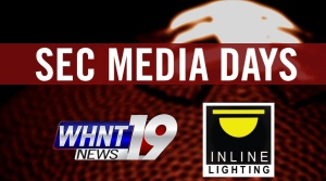 Stay with WHNT.com throughout the week for updates from SEC Media Days 2015