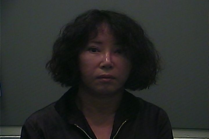 Chong S. Yu (photo from Limestone County Sheriff's Office)