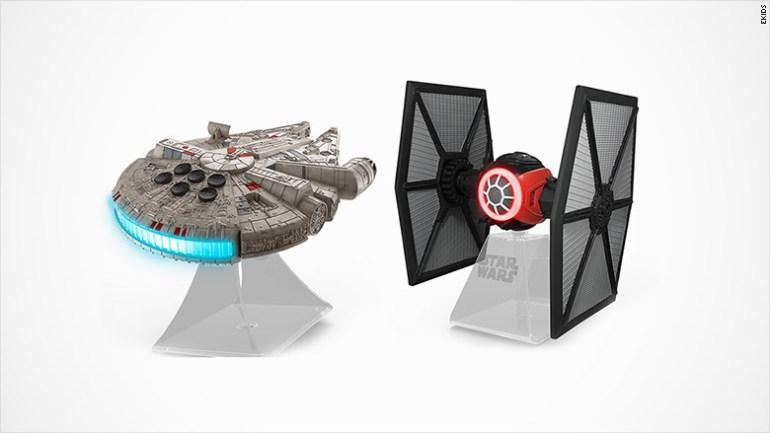 Star Wars speakers (Hasbro)