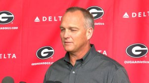 Mark Richt, Georgia head coach