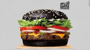 Burger King is bringing black-bunned Whopper to the U.S. just in time for Halloween.