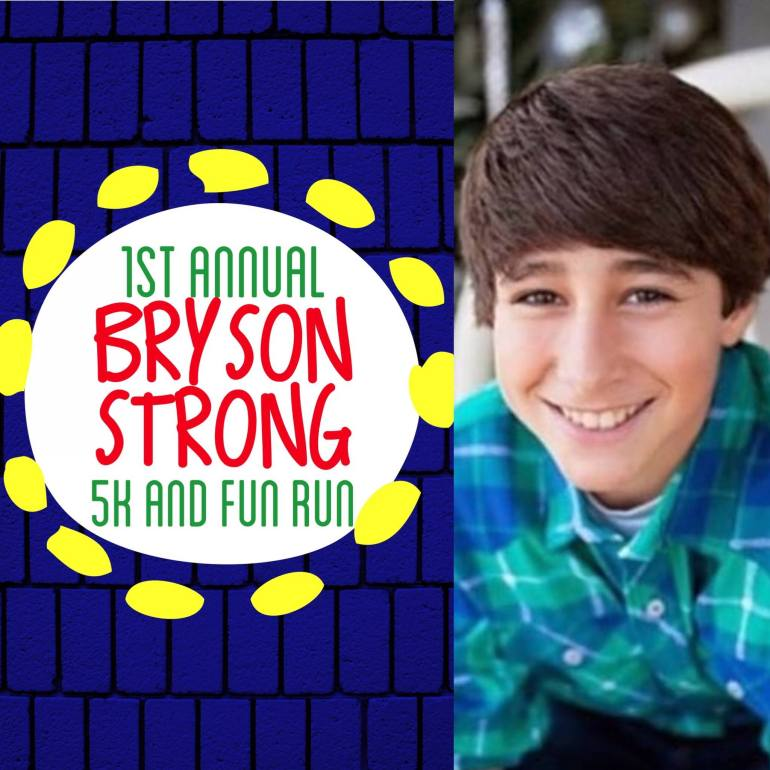 The Bryson Strong 5K Run takes place Sunday, Nov. 8 at 2:00 p.m. at the Rainsville Civic Center (PHOTO: Danielle Richey)
