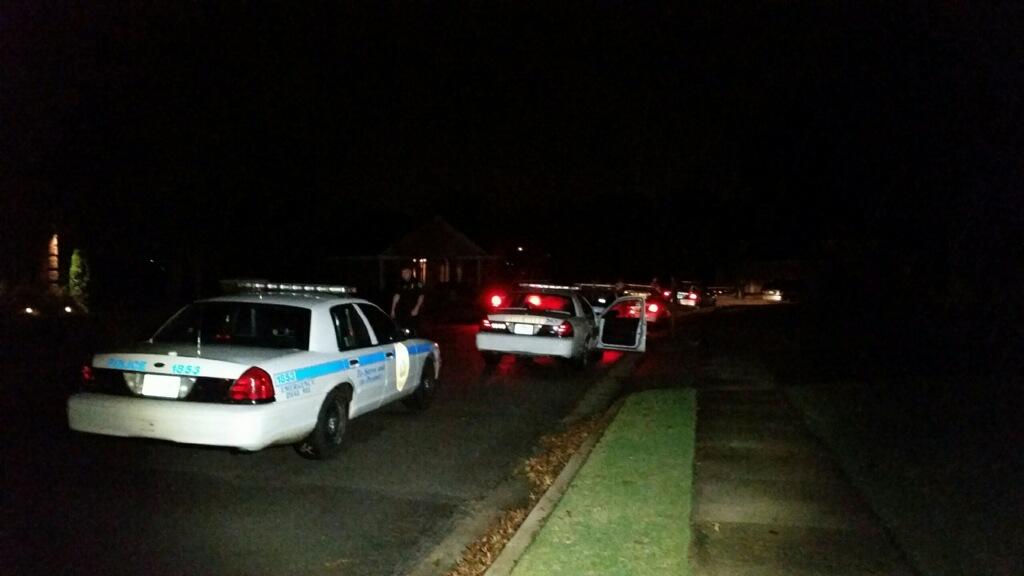Anderson Hills Shooting