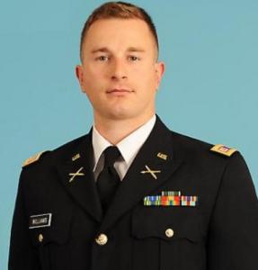 Former Army QB Carson Williams