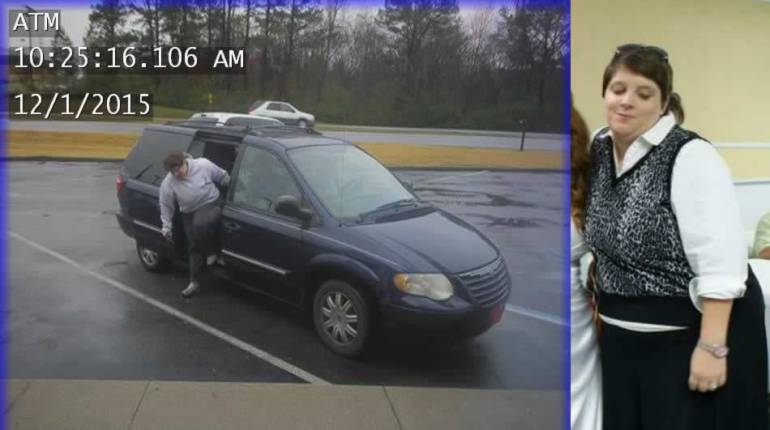 Photos of Jessica Lynn Thompson (Courtesy: Lauderdale County Sheriff's Office)