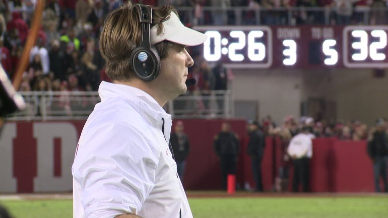 Alabama defensive coordinator Kirby Smart is expected to be named Georgia's head coach following the SEC title game. (WHNT News 19 file)
