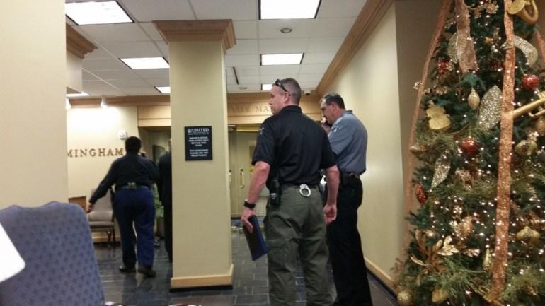 Police investigate a fight between Birmingham mayor, city council member (Al.com)