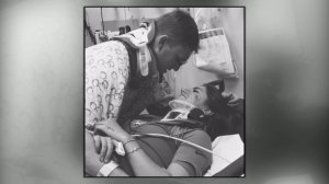 Viral photo of a Tennessee couple after accident