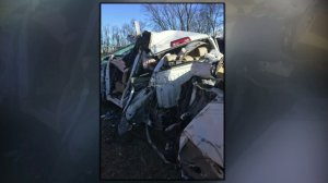 New Year's Day wreck in Tennessee