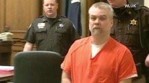 Convicted murderer Steven Avery