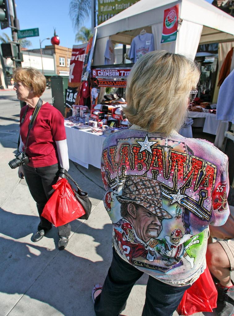 The back of Missy Boyd's jacket (AL.com)