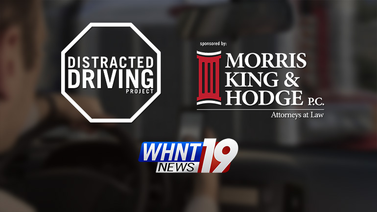 Watch several informative reports during the month of February about Distracted Driving, including an extensive special on Saturday, February 27 from 7 to 8 p.m.