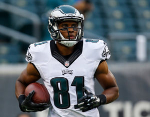 Former Madison County star Jordan Matthews has been a dangerous receiver for Philly