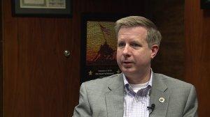 Jay Stowe, President & CEO of Huntsville Utilities