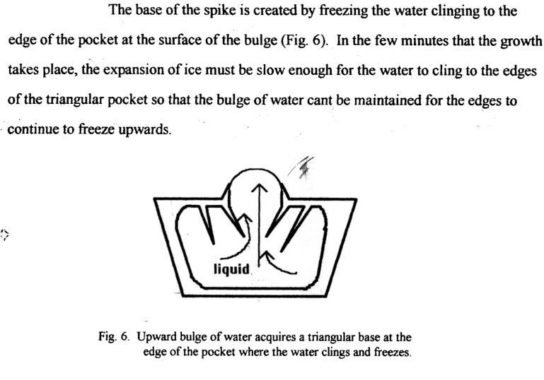 Excerpt from http://www.physics.utoronto.ca/~smorris/edl/icespikes/Chen_icespikes_report.pdf