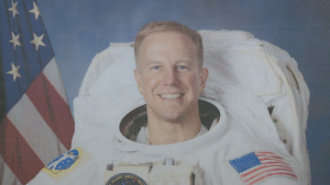Tim Kopra, American astronaut