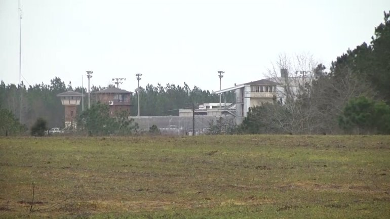 Holman Prison in Atmore, Ala.