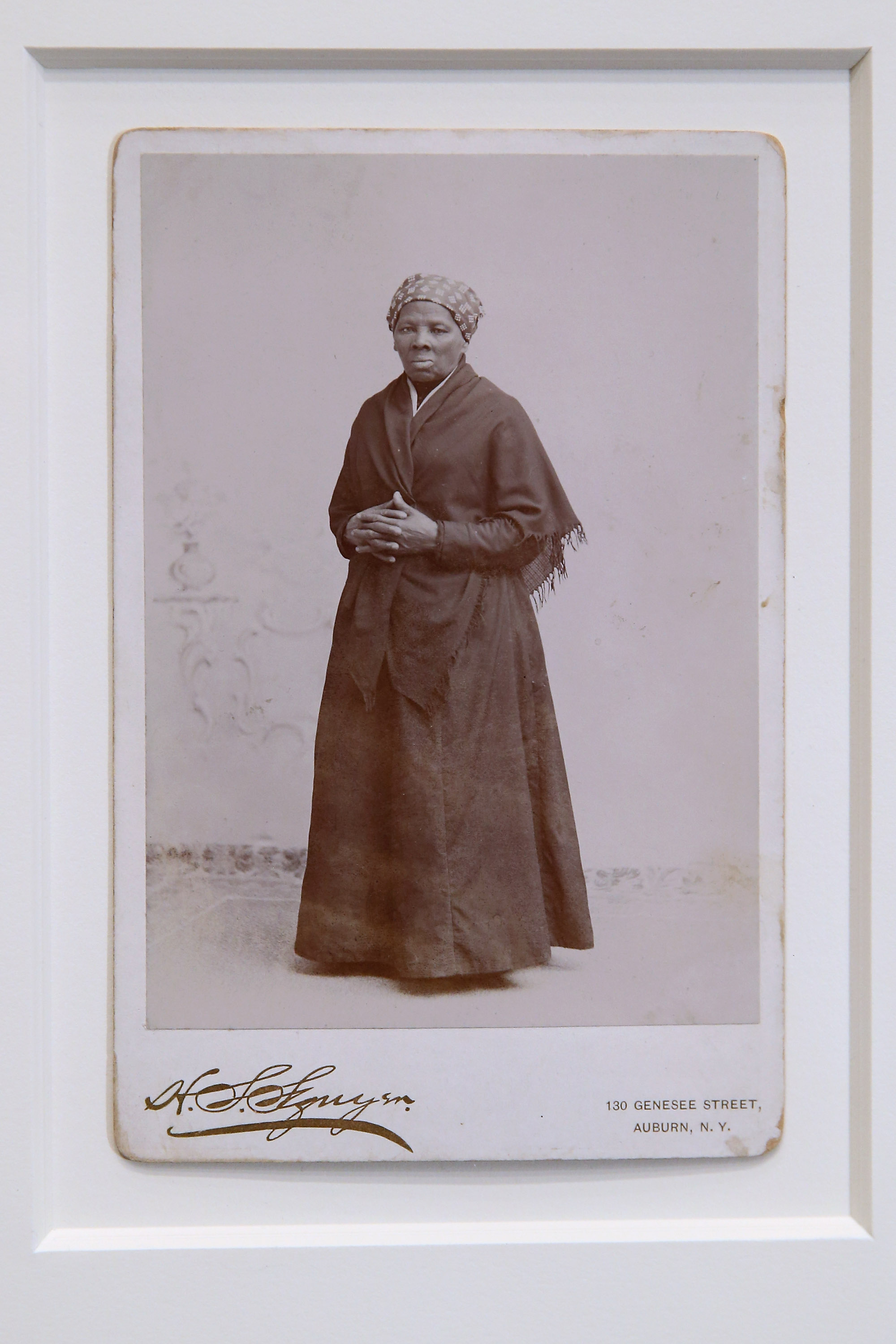 WASHINGTON, DC - Born into slavery, Tubman used a network of antislavery activists and safe houses known at the Underground Railroad to help lead about 13 missions to rescue about 70 enslaved family and friends. (Photo by Chip Somodevilla/Getty Images)