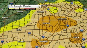 Drought Monitor as of June 16