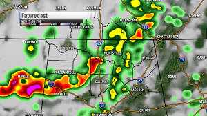 """RPM """"Futurecast"""" at 7 PM Wed. (guidance, not exact)"""
