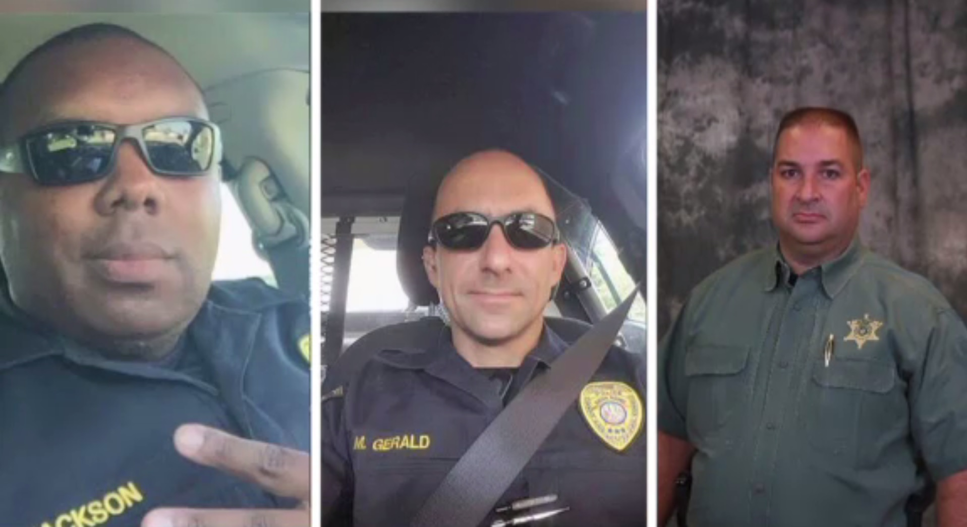 Officers killed in Baton Rouge shooting