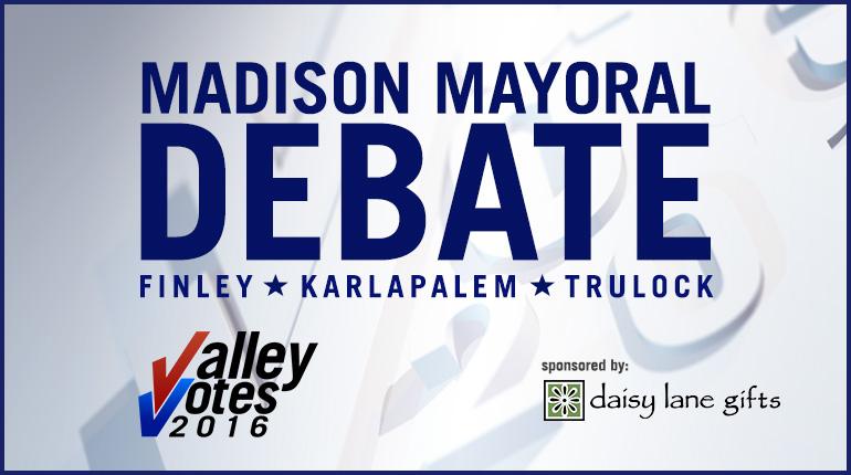 Madison Mayoral Debate