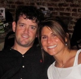 Dr. Austin Poole and his wife Angie Poole