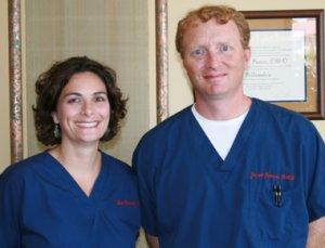 Drs. Jason and Lea Farese