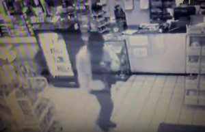 Surveillance photo courtesy of the Athens Police Department