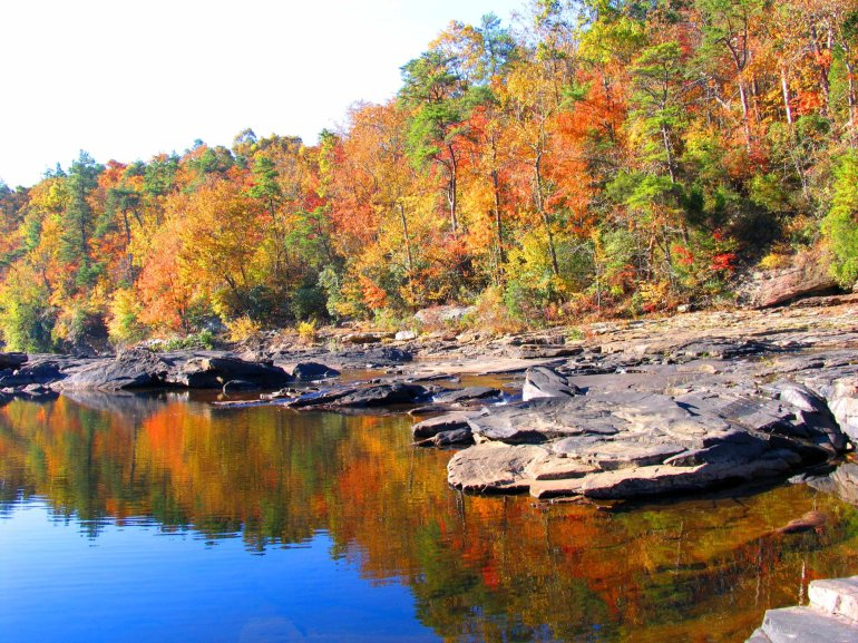 Little River Canyon, DeKalb County (Alabama Department of Tourism)