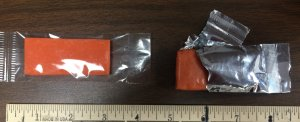 """Police say this is edible marijuana """"candy."""" (Photo: Huntsville Police Department)"""