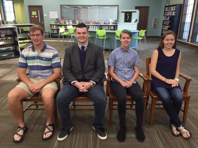 Huntsville High School and New Century Technology High School's National Merit Semifinalists from the Class of 2017. (Photo: Huntsville City Schools)
