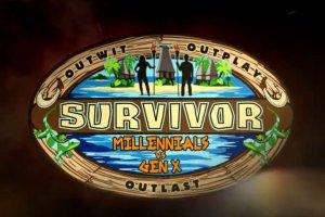 Survivor: Millenials vs. Generation X premieres Wednesday, Sept. 21 on CBS.