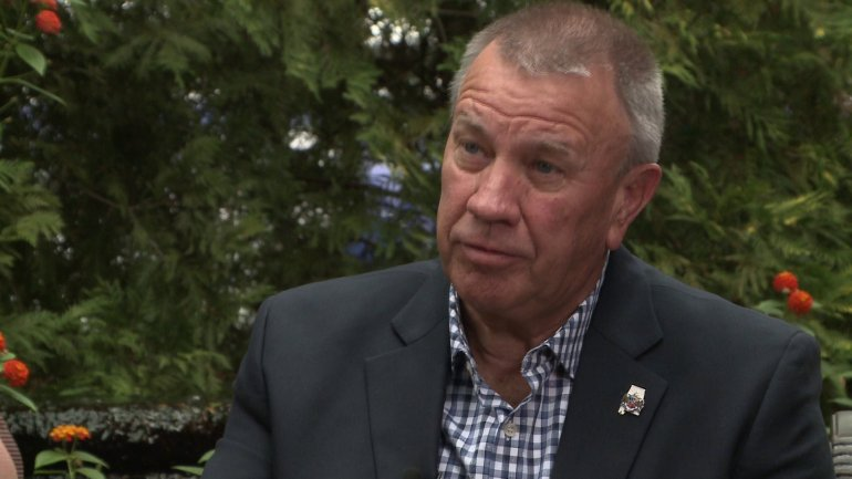 Rep. Mac McCutcheon used to work for the Huntsville Police Department and was the lead investigator on the Jeffrey Franklin case. He is now Speaker of the Alabama House.