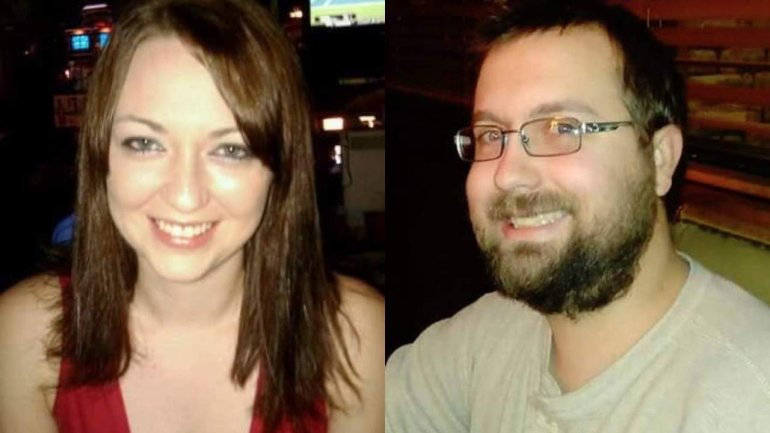 Deputies found Kala Brown after hearing her banging inside a metal container. Her boyfriend, with whom she went missing in late August, has not been located. (Facebook)
