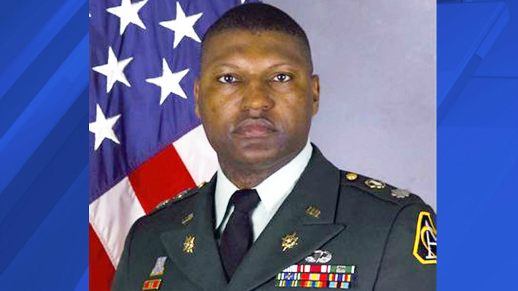 Lt. Col. Alonzo McGhee was gunned down outside of his home in January of 2013.