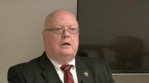 Lauderdale County Chief Deputy Richard Richey