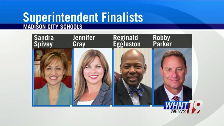 Madison City Schools Superintendent Finalists